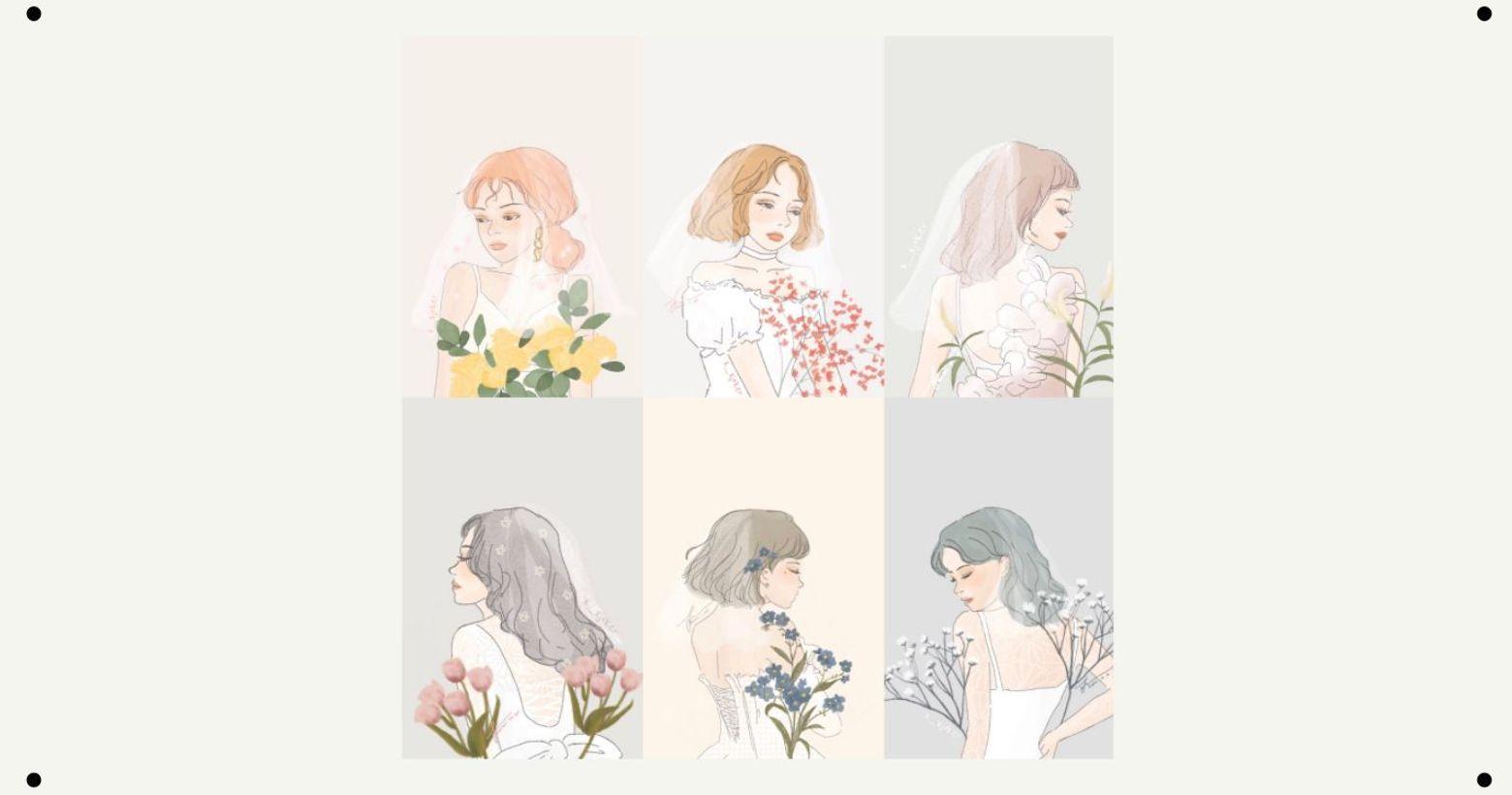 十二星座新娘這麼美(合輯)十二星座新娘集合啦~一篇就能收藏6新娘最美的倩影💓讓我們一字排開好好介紹