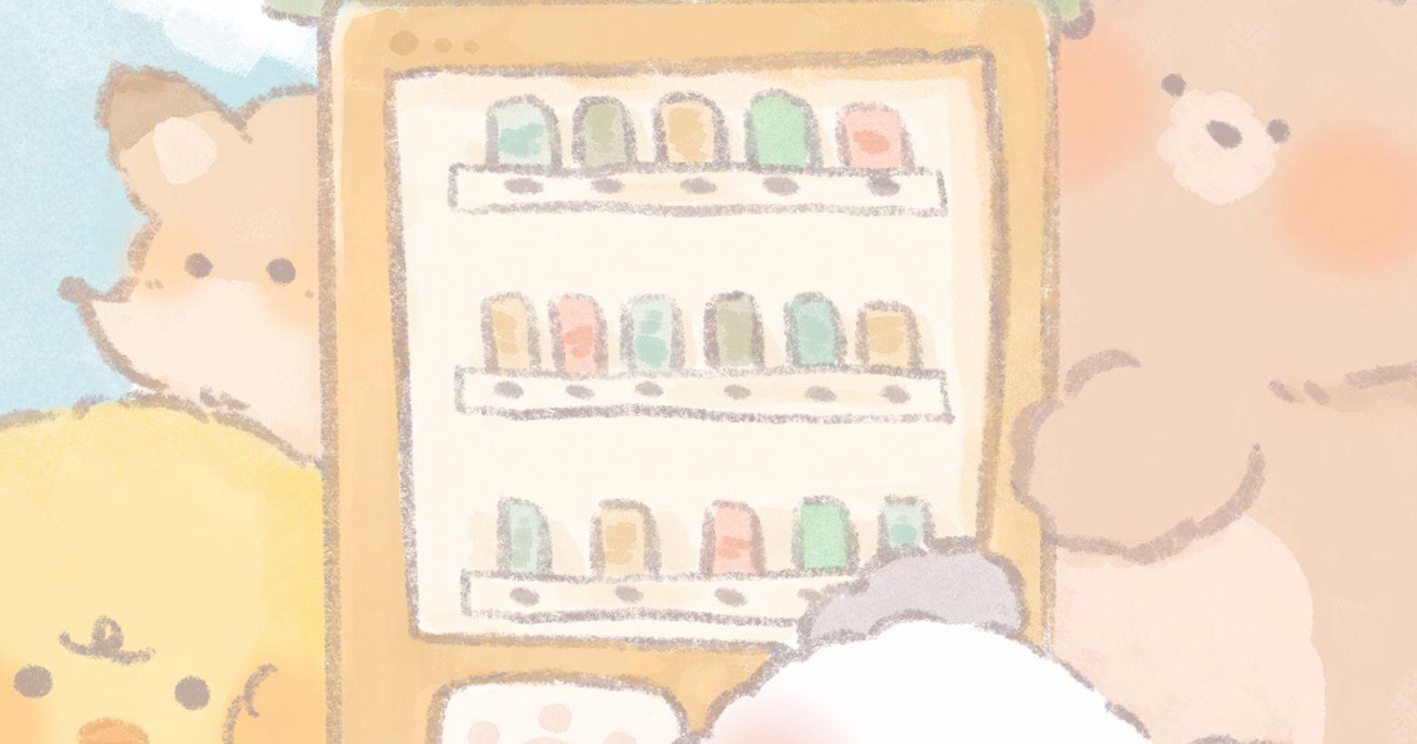 〖ワンワン汪汪〗森林小夥伴飲料喝起來~~~~ฅ՞•ﻌ•՞ฅ汪汪〖ɪɴsᴛᴀɢʀᴀᴍ:@w