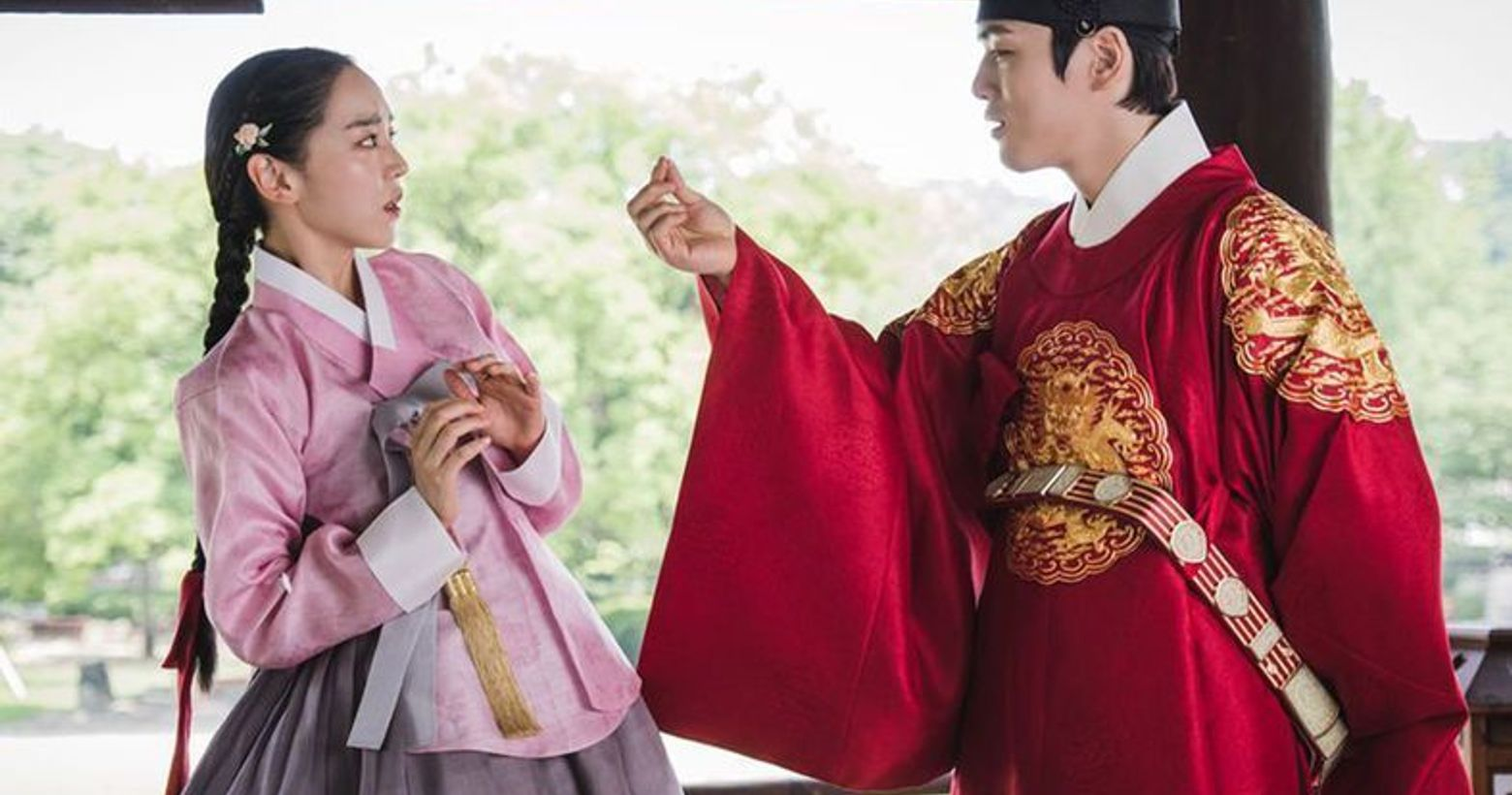 【韓劇心得】無論你是什麼樣貌,我都會愛上你──《哲仁王后》哲仁王后是我看過最歡樂、最舒壓,帶給我很多