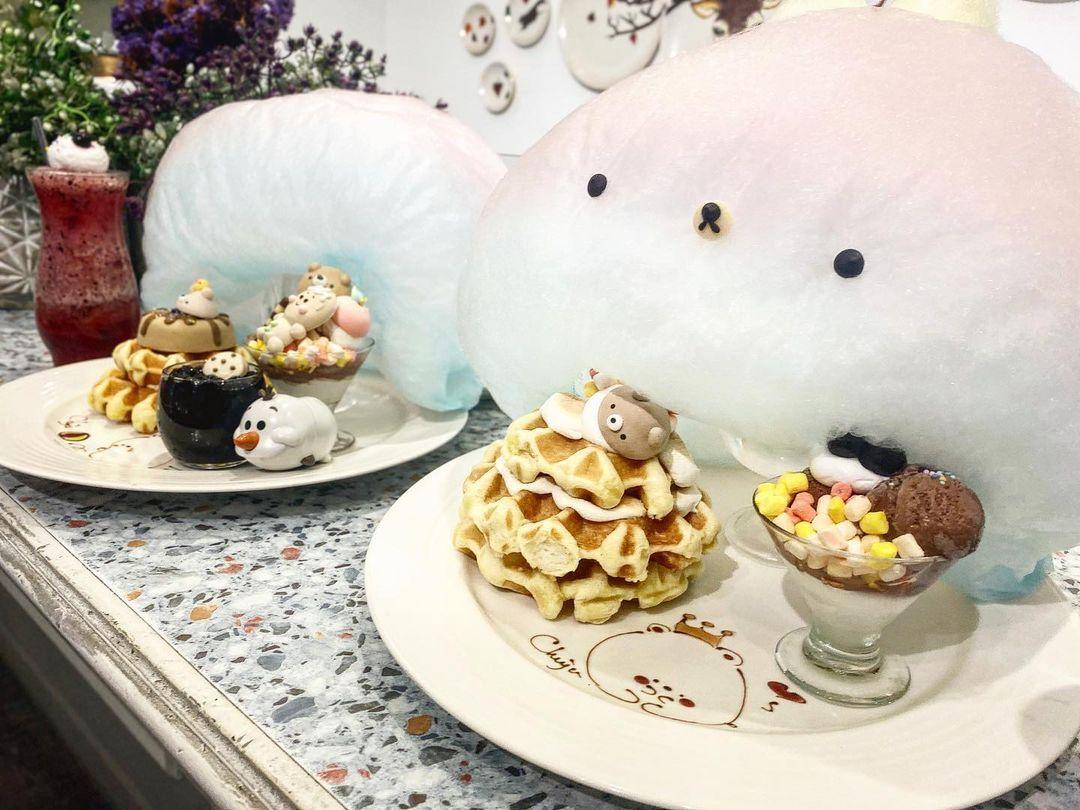 高雄下午茶推薦|超夢幻高雄甜點餐廳完全滿足你的少女心!