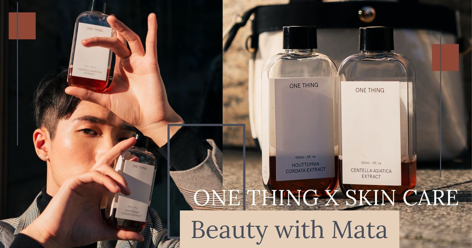 【平價抗痘】韓國天然品牌One Thing,自掏腰包買不停的「化妝水」心得分享#馬它老師