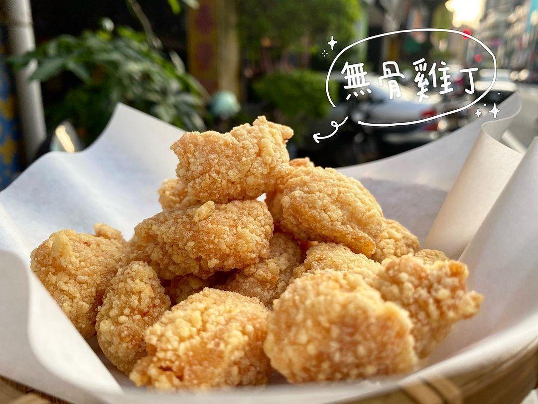 彰化美食 隱藏在彰化火車站附近的美食雞排店,香嫩又多汁!