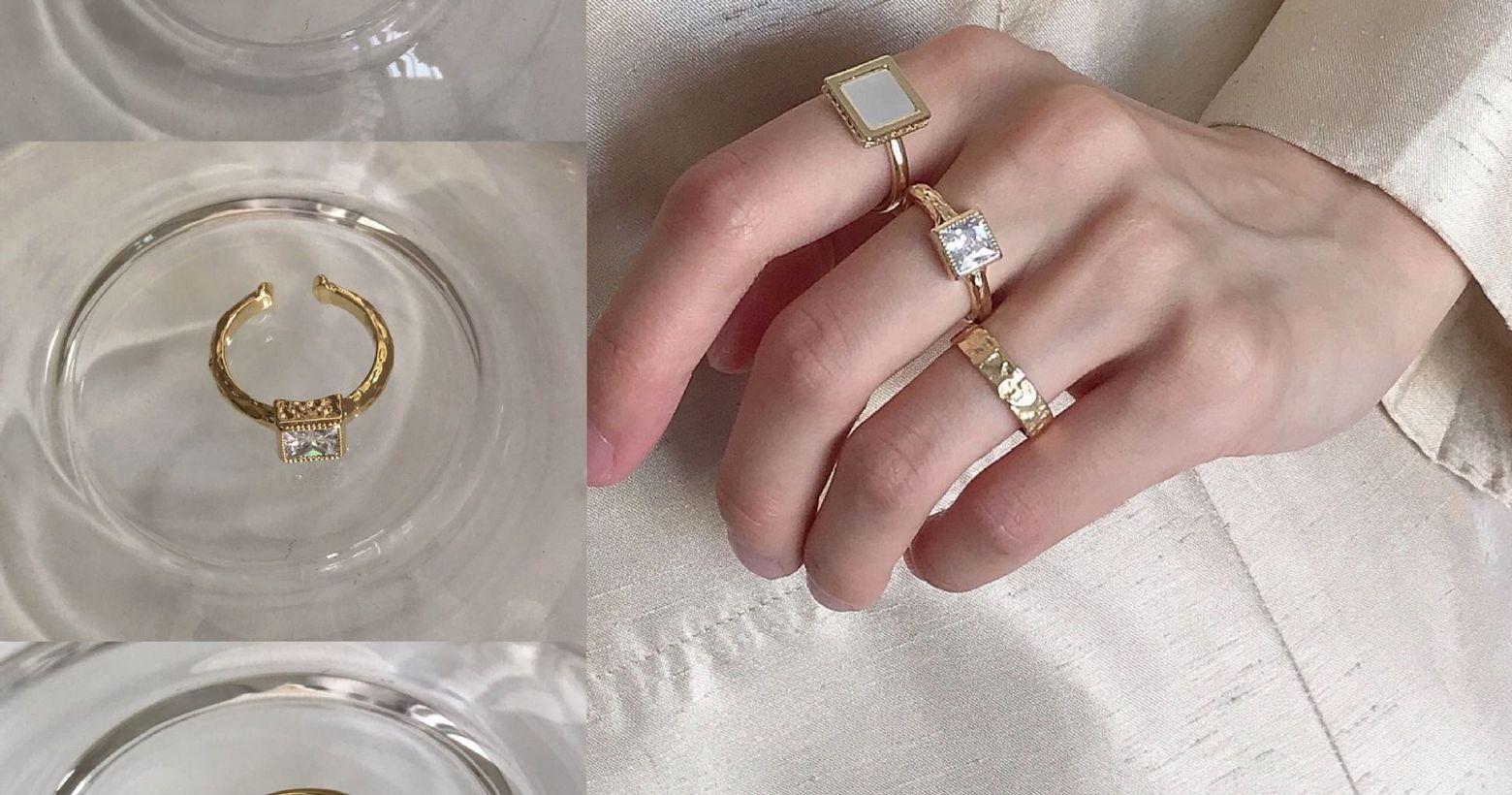 絕美小姐姐輕珠寶飾品!2021一定要有的飾品大家好久不見~~新年快樂🧨🧨🧨新春後的第一篇一定告