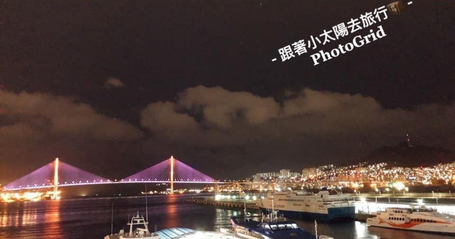 釜山港往福岡釜山-福岡韓國釜山與日本九州緯度接近,而且每天定期有船班。從釜山出發到九州福岡的博多港,