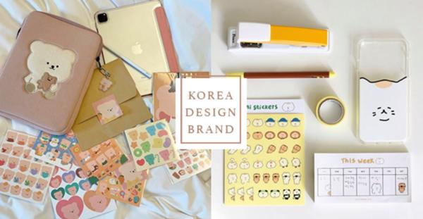 療癒小清新!精選「韓國動物系文創」品牌TOP5,可愛文青小物都在這裡
